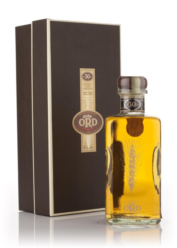Glen Ord 30 Year Old Single Malt Whisky