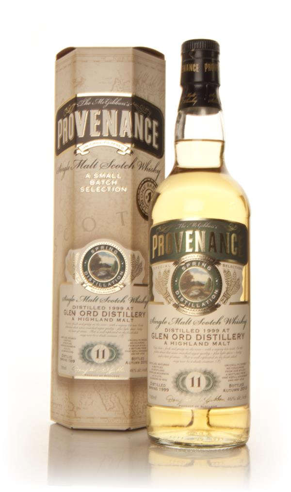 Glen Ord 11 Year Old 1999 - Provenance (Douglas Laing) Single Malt Whisky