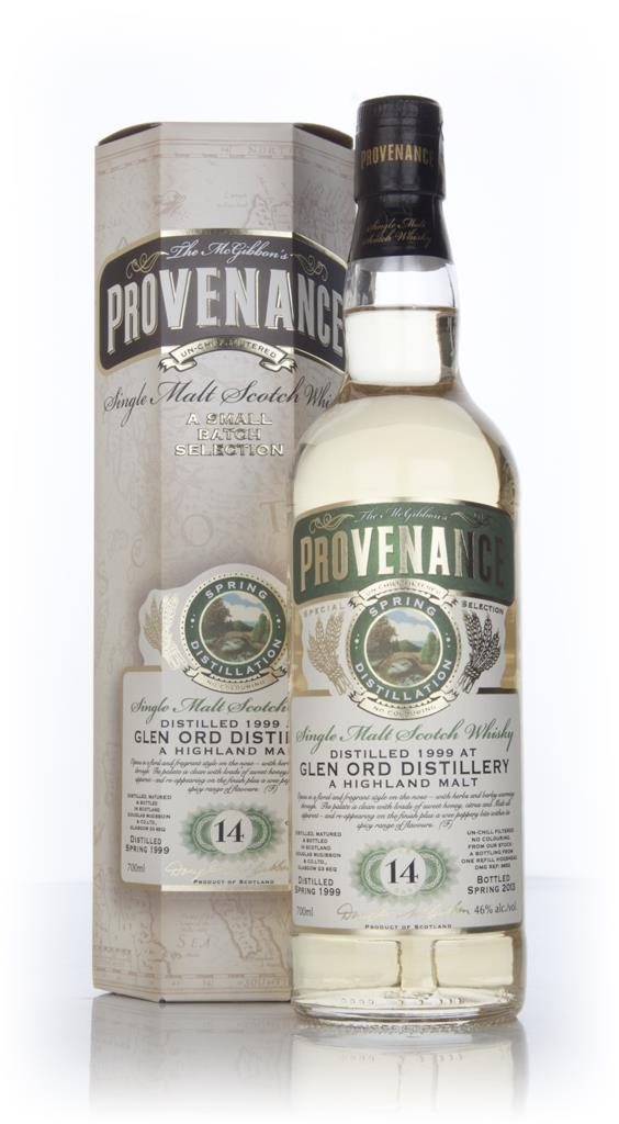 Glen Ord 14 Year Old 1999 (cask 9652) - Provenance (Douglas Laing) Single Malt Whisky