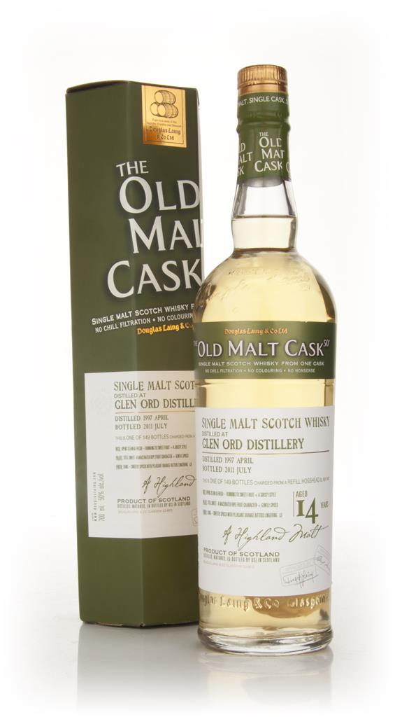 Glen Ord 14 Year Old 1997 - Old Malt Cask (Douglas Laing) Single Malt Whisky