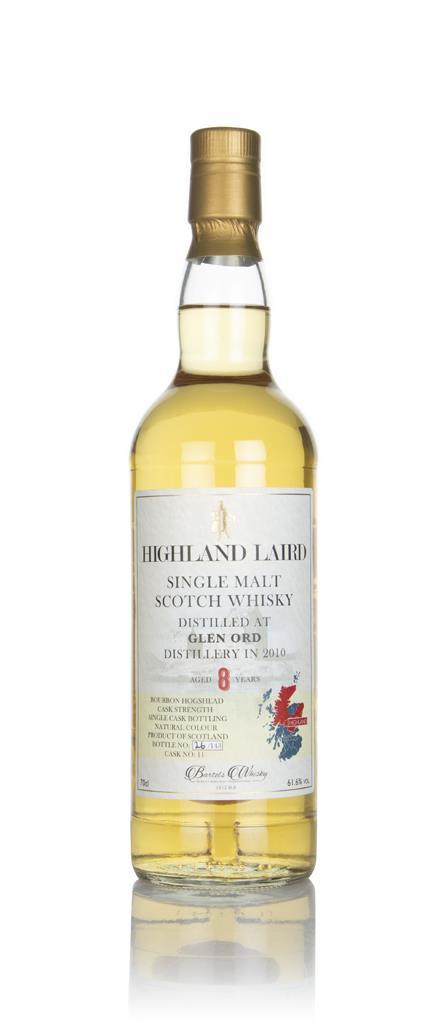 Glen Ord 8 Year Old 2010 (cask 11) -  Highland Laird (Bartels Whisky) Single Malt Whisky 3cl Sample