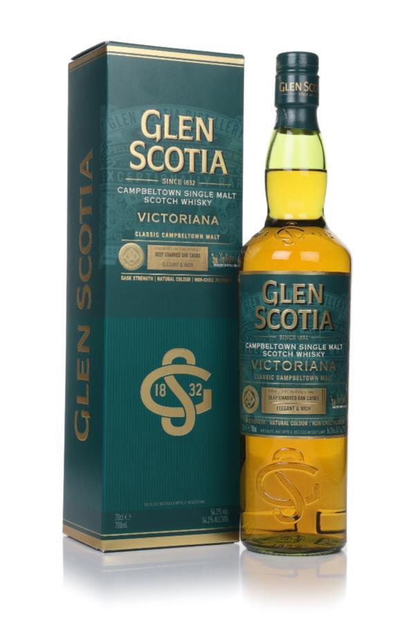Glen Scotia Victoriana Cask Strength Single Malt Whisky