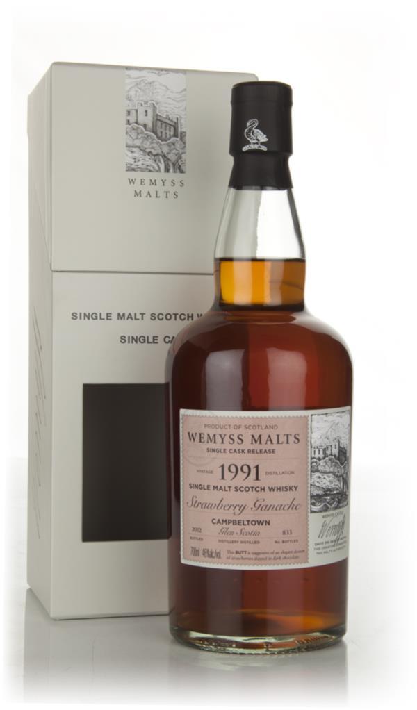 Strawberry Ganache 1991 - Wemyss Malts (Glen Scotia) Single Malt Whisky