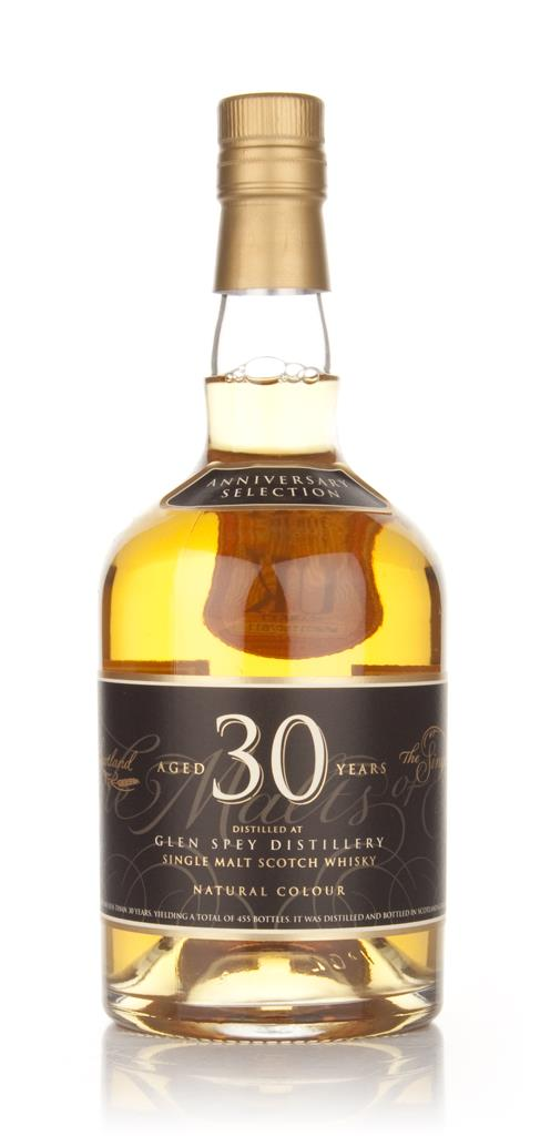 Glen Spey 30 Year Old - Anniversary Selection (Speciality Drinks) Single Malt Whisky