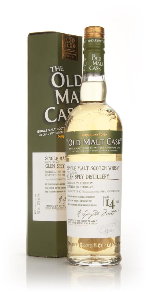 Glen Spey 14 Year Old 1997 - Old Malt Cask (Douglas Laing) Single Malt Whisky