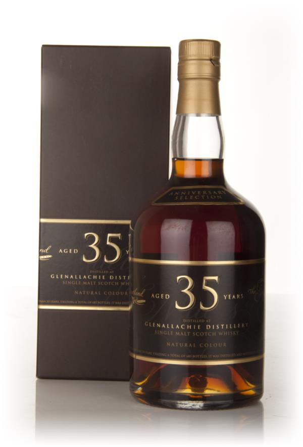 Glenallachie 35 Year Old Sherry Cask (Speciality Drinks) Single Malt Whisky