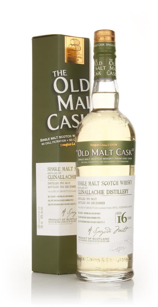 Glenallachie 16 Year Old 1995 - Old Malt Cask (Douglas Laing) Single Malt Whisky