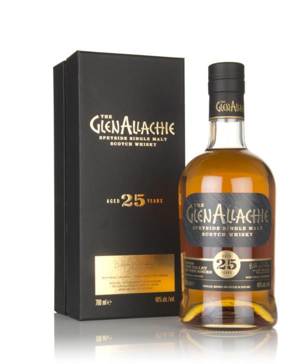 GlenAllachie 25 Year Old 3cl Sample Single Malt Whisky