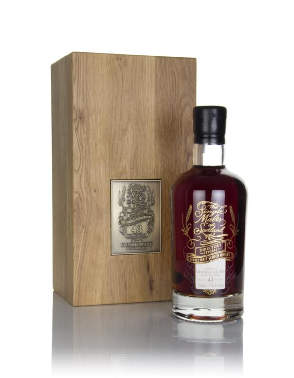 GlenAllachie 43 Year Old  - Directors Special (The Single Malts of Sc Single Malt Whisky