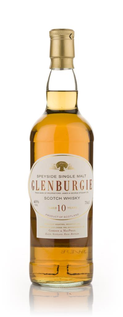 Glenburgie 10 Year Old (Gordon and MacPhail) Single Malt Whisky