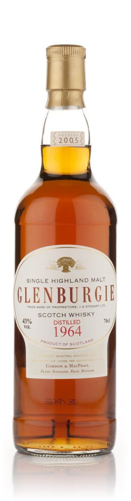 Glenburgie 1964 (Gordon and MacPhail) Single Malt Whisky