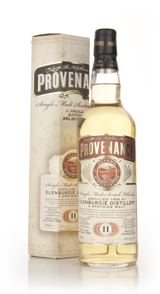 Glenburgie 11 Year Old 1999 - Provenance (Douglas Laing) Single Malt Whisky