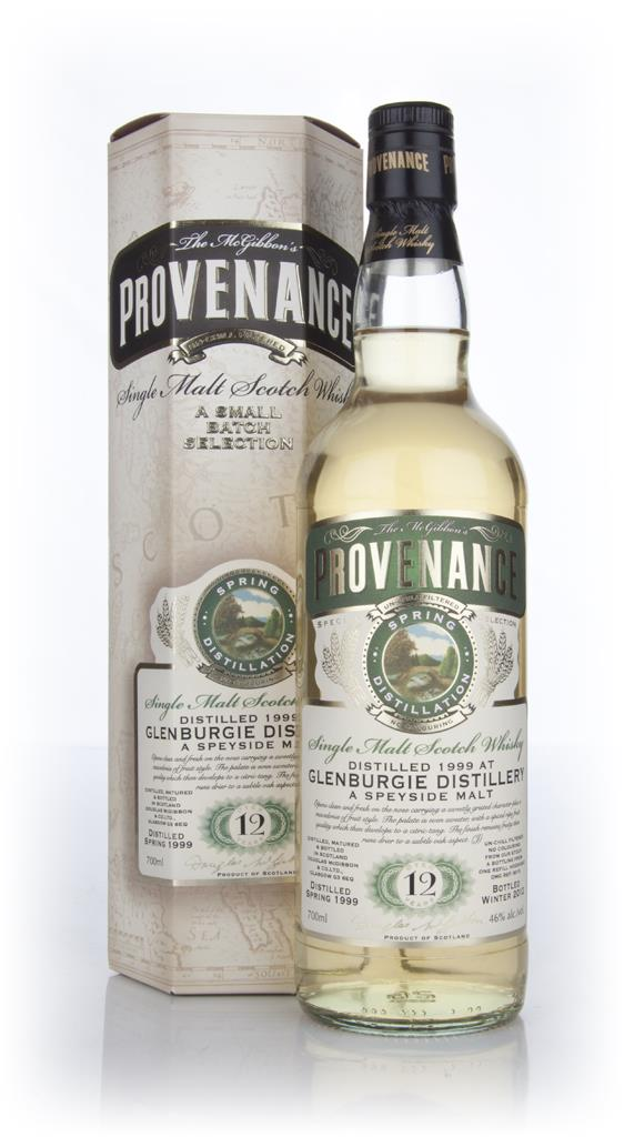 Glenburgie 12 Year Old 1999 Cask 8015 - Provenance (Douglas Laing) Single Malt Whisky