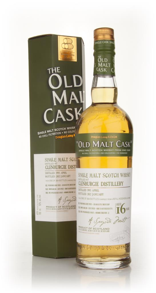 Glenburgie 16 Year Old 1995 (cask 8005) - Old Malt Cask (Douglas Laing Single Malt Whisky