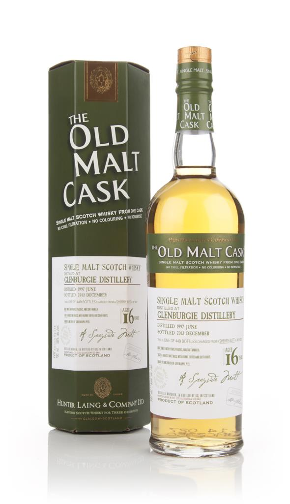 Glenburgie 16 Year Old 1997 (cask 10222) - Old Malt Cask (Hunter Laing Single Malt Whisky