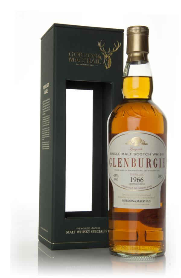 Glenburgie 1966 (Gordon & MacPhail) Single Malt Whisky