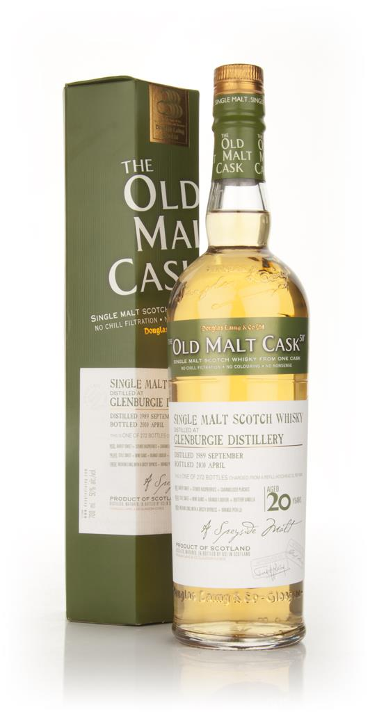 Glenburgie 20 Year Old 1989 - Old Malt Cask (Douglas Laing) Single Malt Whisky