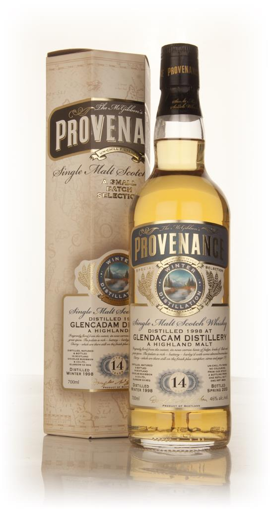 Glencadam 14 Year Old 1998 (cask 9634) - Provenance (Douglas Laing) Single Malt Whisky