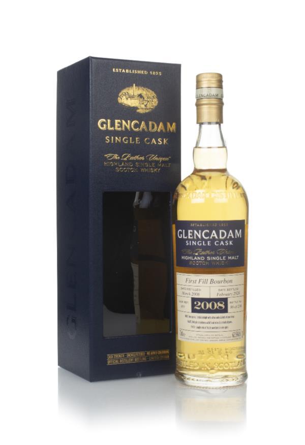 Glencadam 11 Year Old 2008 (cask 881) - First-Fill Bourbon Cask Mature Single Malt Whisky