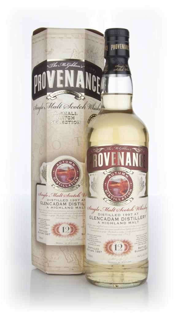 Glencadam 12 Year Old 1999 - Provenance (Douglas Laing) Single Malt Whisky