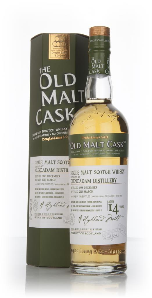 Glencadam 14 Year Old 1998 (cask 9633) - Old Malt Cask (Douglas Laing) Single Malt Whisky