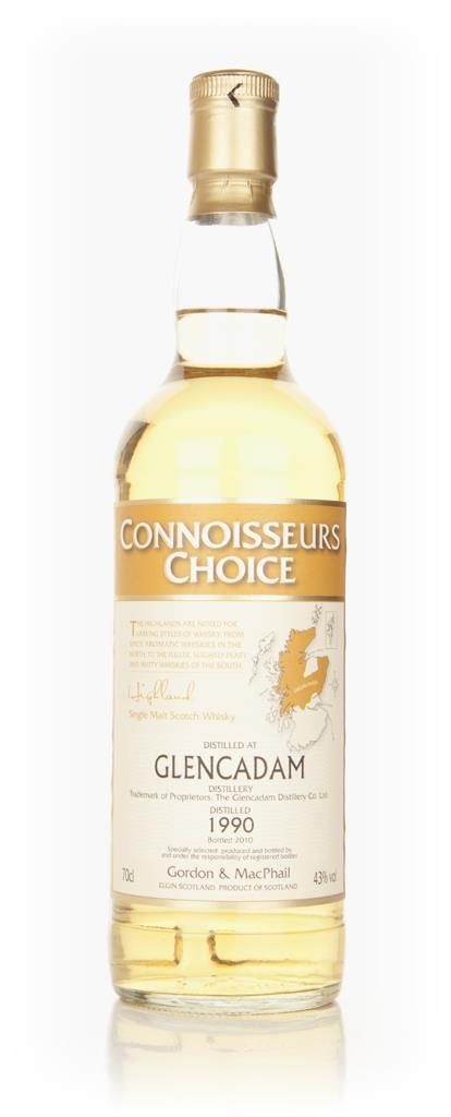 Glencadam 1990 - Connoisseurs Choice (Gordon & Macphail) Single Malt Whisky