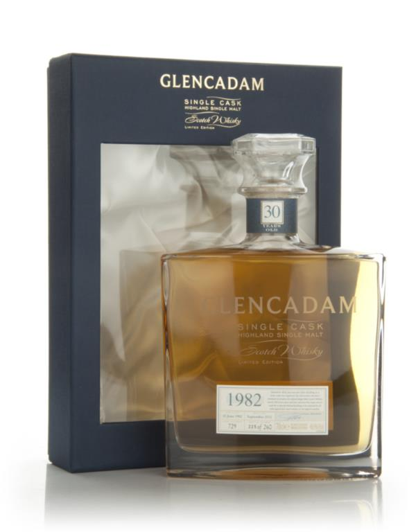 Glencadam 30 Year Old 1982 - Limited Edition Single Malt Whisky
