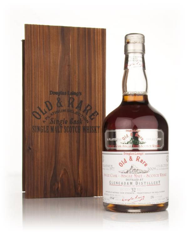 Glencadam 32 Year Old 1977 - Old and Rare Platinum (Douglas Laing) Single Malt Whisky