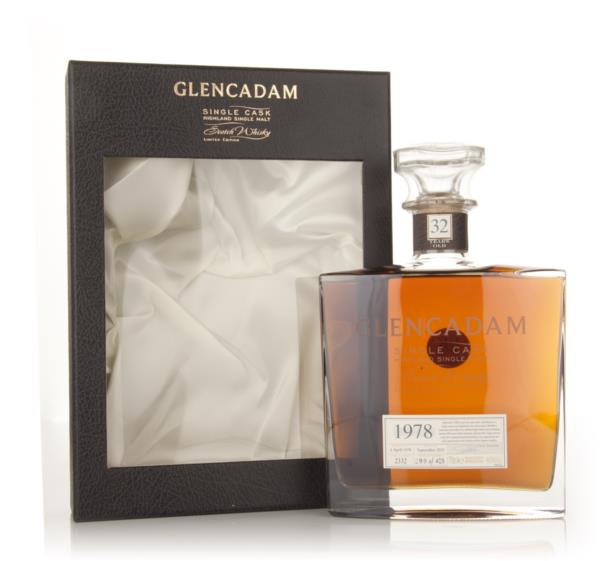 Glencadam 32 Year Old 1978 (cask 2332) Single Barrel Whisky