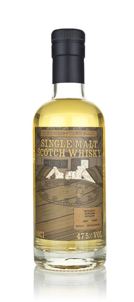 Glencadam 6 Year Old (That Boutique-y Whisky Company) Single Malt Whisky