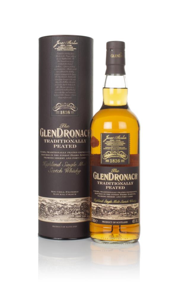GlenDronach Traditionally Peated Single Malt Whisky