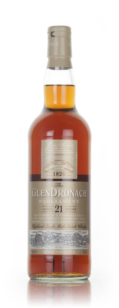 The GlenDronach 21 Year Old - Parliament 3cl Sample Single Malt Whisky