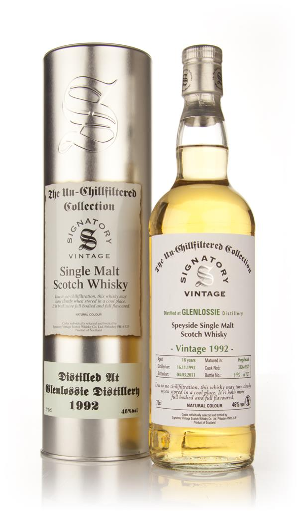 Glendullan 13 Year Old 1997 - Un-Chillfiltered (Signatory) Single Malt Whisky