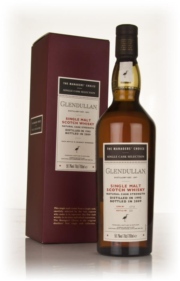 Glendullan 1995 - Managers Choice Single Malt Whisky