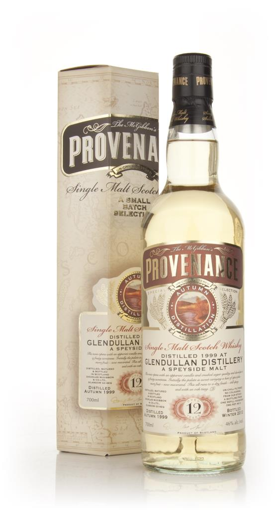 Glendullan 12 Year Old 1999 - Provenance (Douglas Laing) Single Malt Whisky