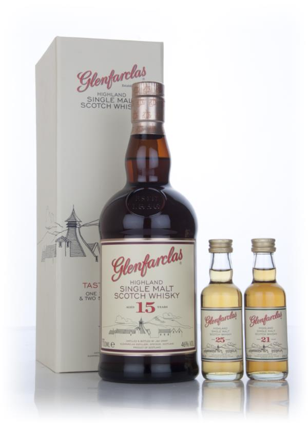 Glenfarclas 15 Year Old Box Set Single Malt Whisky