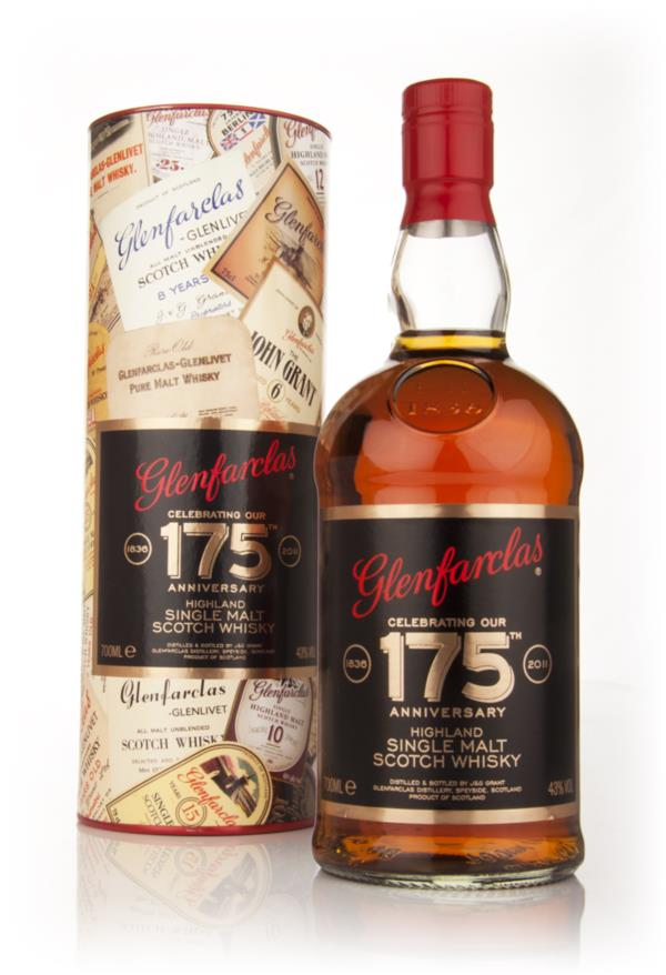 Glenfarclas 175th Anniversary Single Malt Whisky