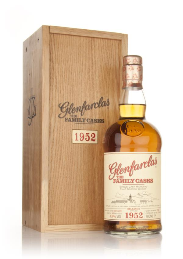 Glenfarclas 1952 Family Cask Release II Single Malt Whisky