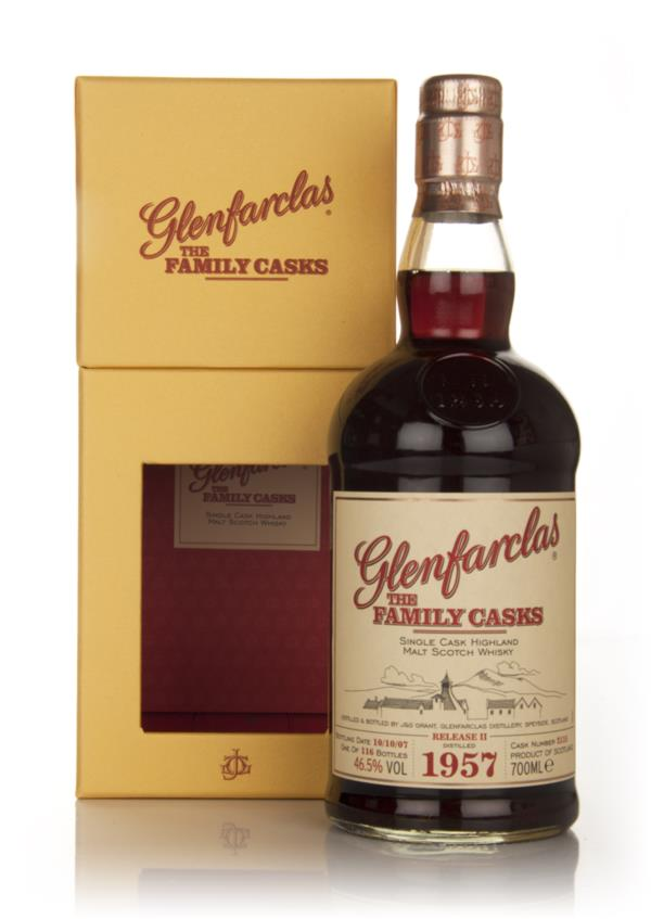 Glenfarclas 1957 Family Cask Release II Single Malt Whisky