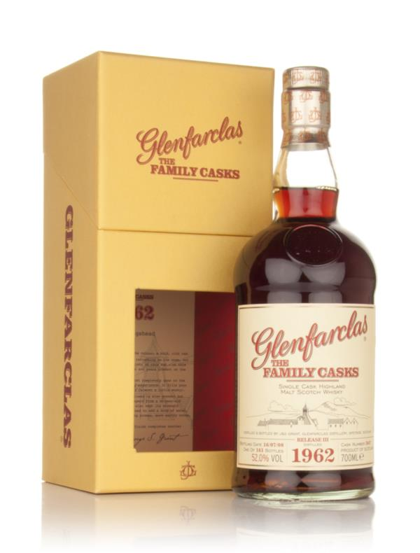 Glenfarclas 1962 Family Cask Release III Single Malt Whisky