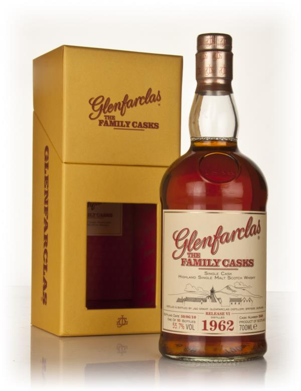 Glenfarclas 1962 Family Cask Release VI Single Malt Whisky