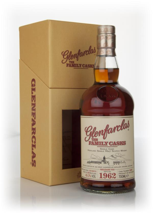 Glenfarclas 1962 Family Cask Release VIII Single Malt Whisky