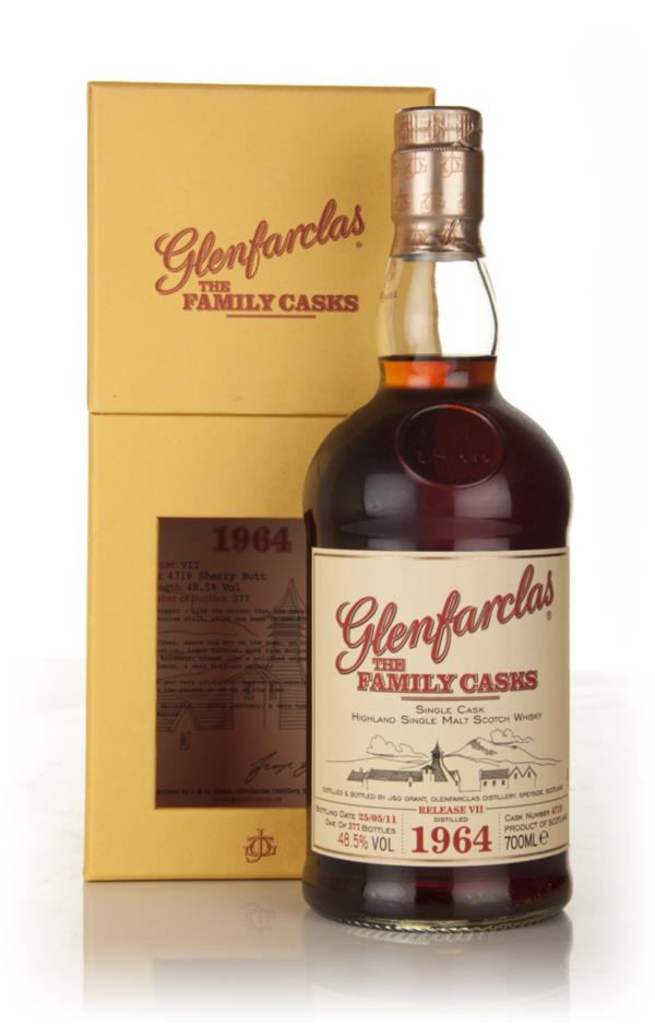 Glenfarclas 1964 Family Cask Release VII Single Malt Whisky