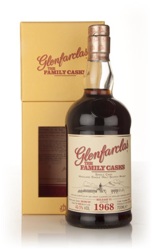 Glenfarclas 1968 Family Cask Release VI Single Malt Whisky