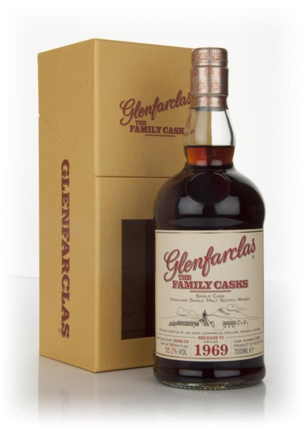 Glenfarclas 1969 Family Cask Release VI Single Malt Whisky