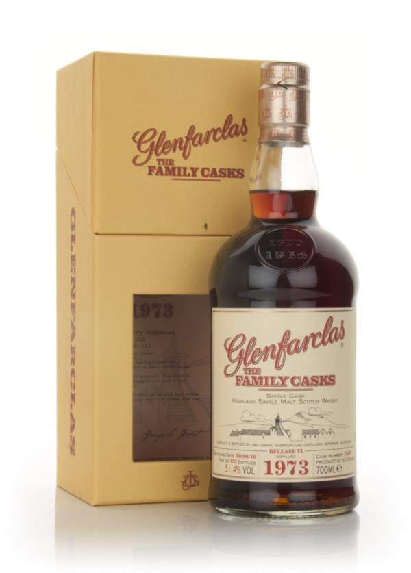 Glenfarclas 1973 Family Cask Release VI Single Malt Whisky