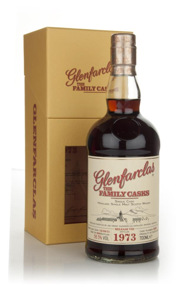 Glenfarclas 1973 Family Cask Release VIII Single Malt Whisky