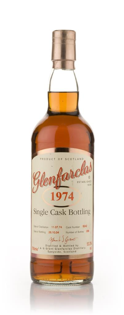 Glenfarclas 26 Year Old 1974 Single Cask Single Malt Whisky