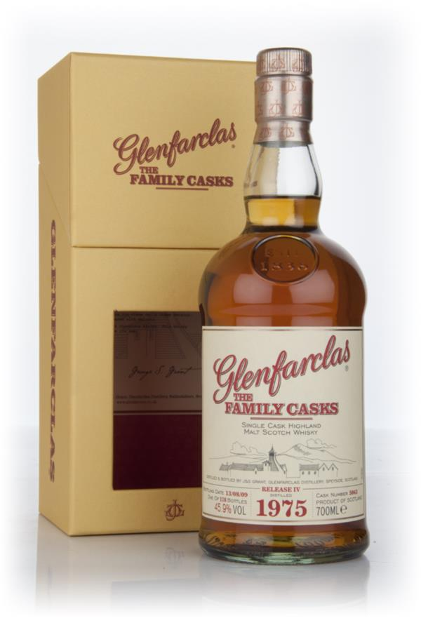 Glenfarclas 1975 Family Cask Release IV Single Malt Whisky