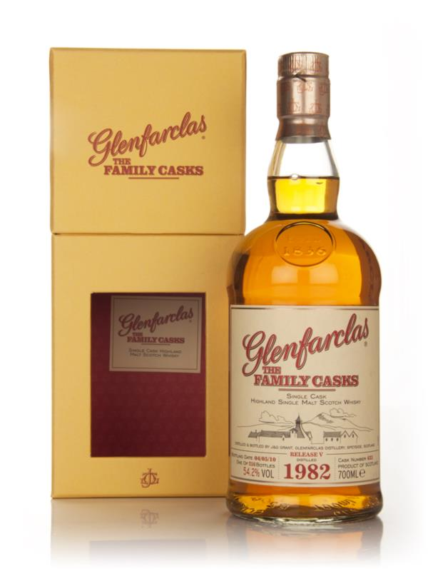 Glenfarclas 1982 Family Cask Release V Single Malt Whisky